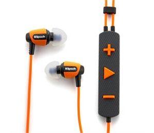 Klipsch S4i Rugged Headphone (Orange)