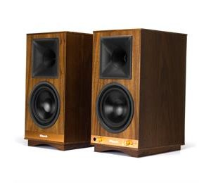 Klipsch THE SIXES Music System (Walnut)