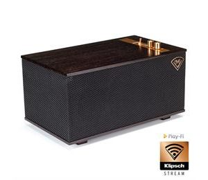 Klipsch THE THREE Music System (Ebony)