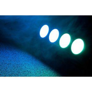Beamz LUCID1.4 COB LED 4X10W IRC DMX