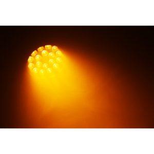 Beamz BPP205 LED PAR 64 18x 15W RGBAW LEDS PENTA IR DMX