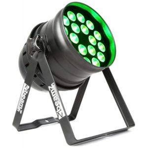 Beamz BPP210 LED PAR 64 18x 12W QUAD RGBW IR DMX