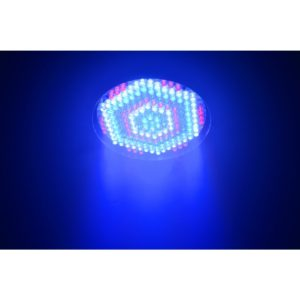 Beamz LED PAR 64 FLATPAR 186X 10MM RGBW DMX IRC