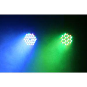 Beamz LED PAR 64 FLATPAR 36X 1W RGB DMX IRC