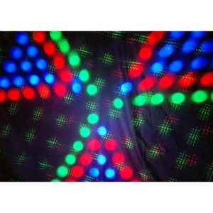 Beamz ENIPEUS FIREFLY EFFECT RED, GREEN AND BLUE LASER