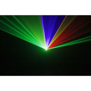 Beamz ARIEL LASER RGB DMX IRC 350MW