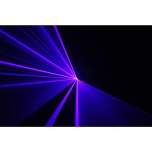 Beamz PROSPERO II LASER BLUE DMX IRC 150MW