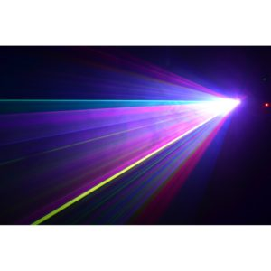 Beamz LS-3DRGB RED, GREEN AND BLUE 3D DMX LASER