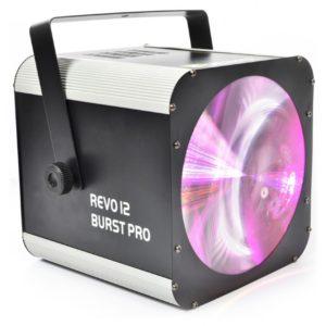 Beamz REVO 12 BURST PRO 469 LEDS DMX