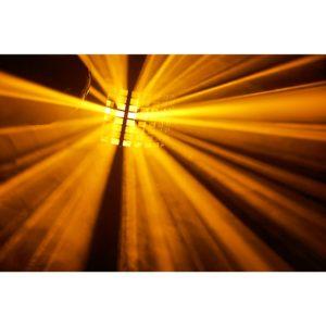 Beamz LED MULTI RADIANT ll 6x 3W RGBAWP DMX