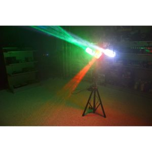 Beamz 3-SOME LIGHT SET CLEAR RGBW LEDS