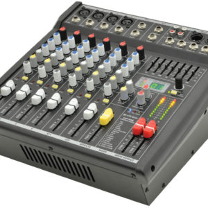 Citronic CSP408 8-CHANNEL POWERED MIXER 400W