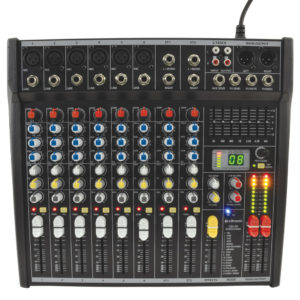 Citronic CSL-10  10-CHANNEL COMPACT MIXER WITH DSP