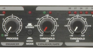 Citronic CL22 STEREO COMPRESSOR / LIMITER / GATE