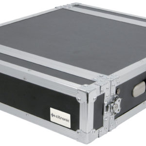 Citronic 19in CASE FOR DISCO EQUIPMENT 2U