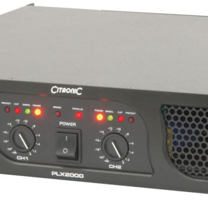 Citronic PLX2000 POWER AMPLIFIER 2000W