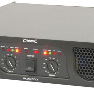 Citronic PLX3600 POWER AMPLIFIER 3600W