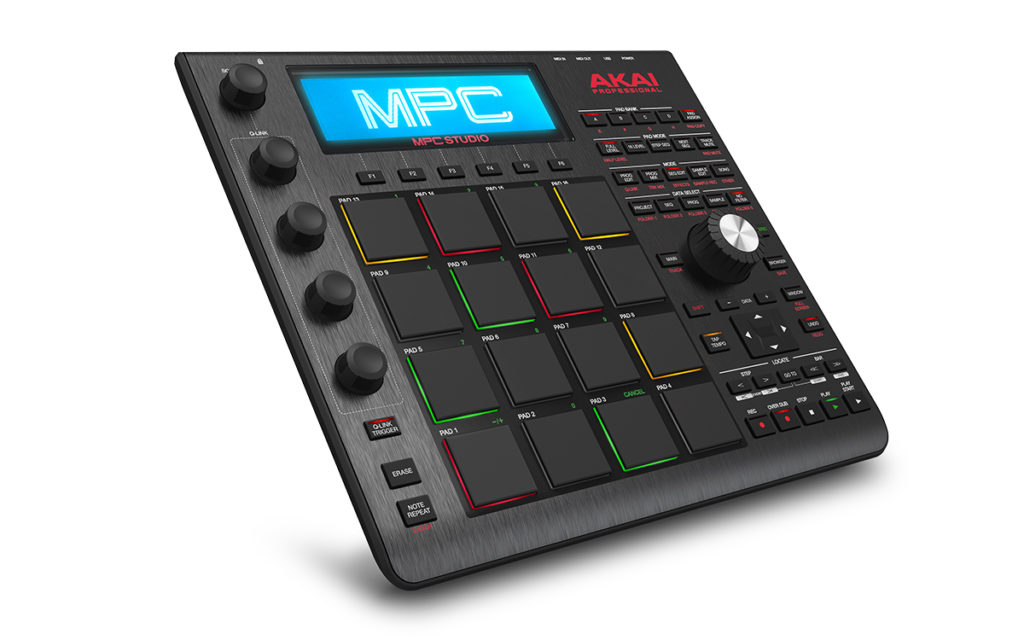 Akai AKAI-MPC STUDIO BLACK