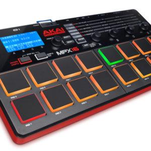 Akai AKAI-MPX16