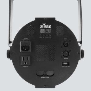 CHAU-LED SLIMPAR QUAD12U