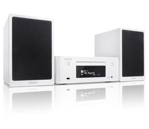 DENON CEOL N9 MINI SYSTEM (BLACK)