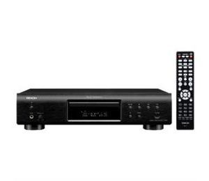 DENON DCD720AE CD PLAYER (BLACK)