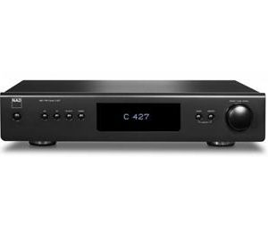 NAD C427 FM/AM TUNER (BLACK)
