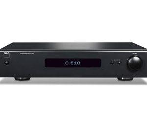 NAD C510 DAC PRE-AMP (BLACK)