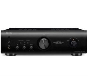 DENON PMA1520AE INT. AMPLIFIER (BLACK)