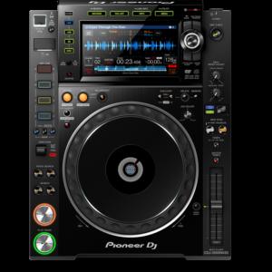 Pioneer CDJ2000NXS2